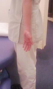 セルフケア腕の痛み2
